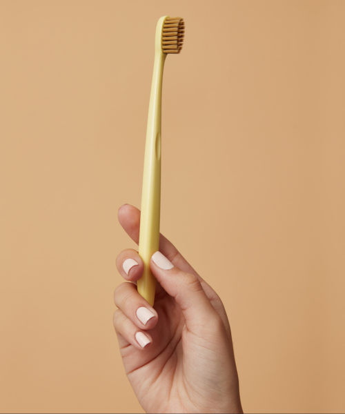 REACH Clean World Plant-Based Toothbrush
